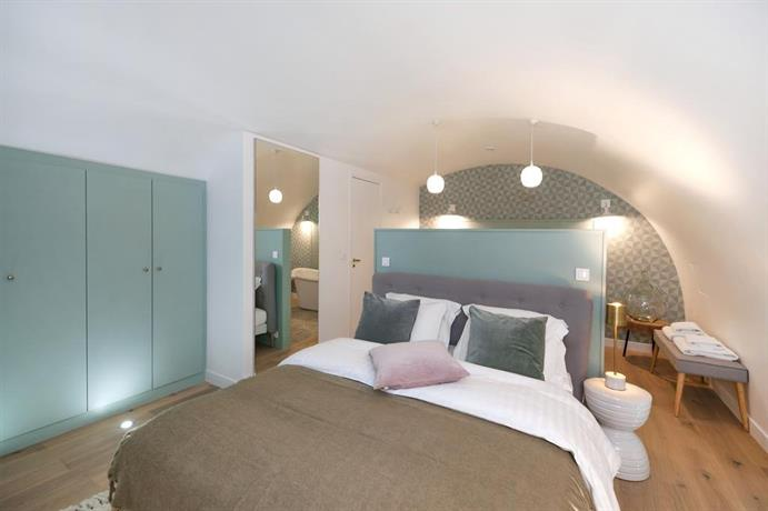 Pick a flat virtue boutique apartments le marais paris for Flat hotel paris