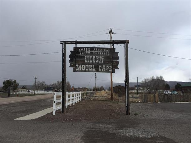 Butch Cassidy's Hideout Motel