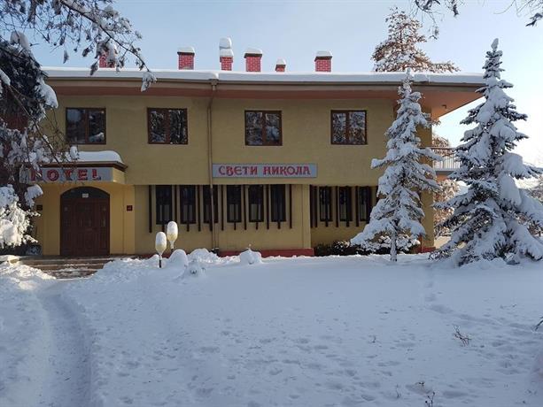 Hotel Sveti Nikola Kyustendil