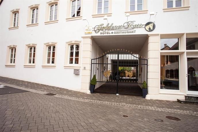 Hotel-Restaurant Goldenes Ross