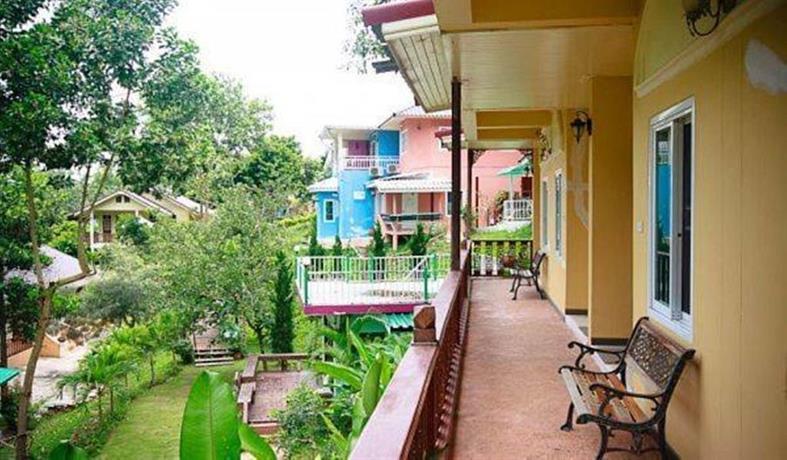Ozone Ville Resort Si Chomphu