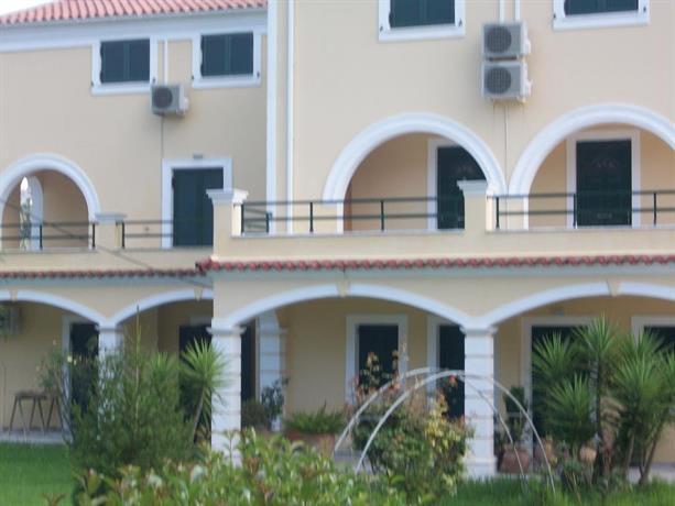 Corfu Poolside Suites