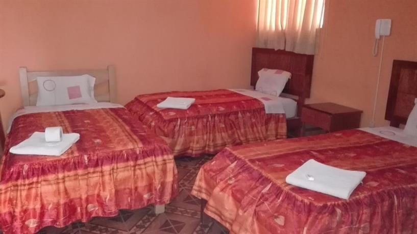 Hotel Wanka Palace