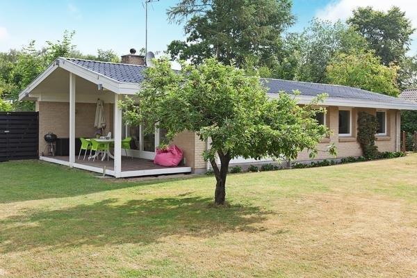 Three-Bedroom Holiday Home in Ega Aarhus