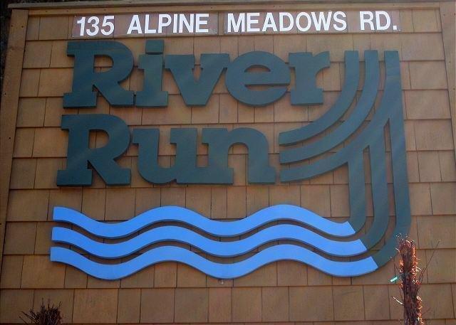 Alpine Condo on the River