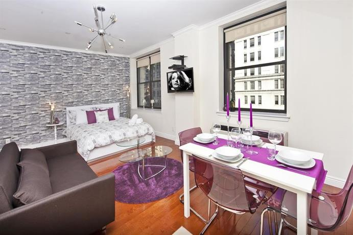 About Luxury Studio Apartment   Garment District