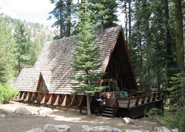 Barry Cabin by Tahoe Vacation Rentals