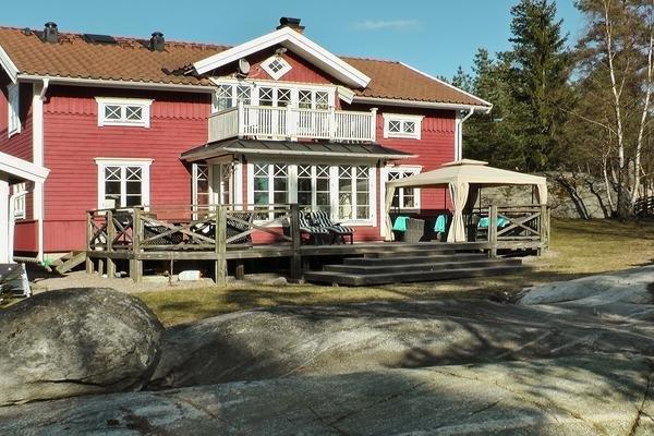 Three-Bedroom Holiday home in Vaxholm