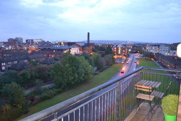 Belfast Penthouse Apartment