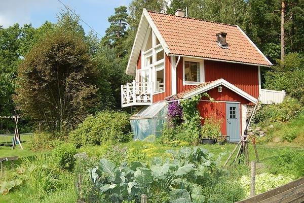 Holiday home in Floda