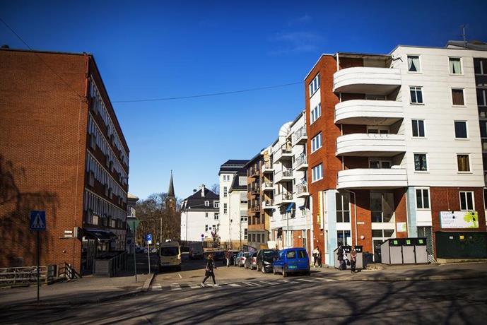 Nordic Host - Trondheimsveien 43