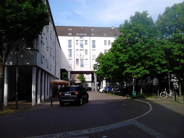 Hotels Nahe Messe Dusseldorf