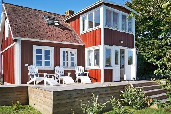 Three-Bedroom Holiday home in Solvesborg 4