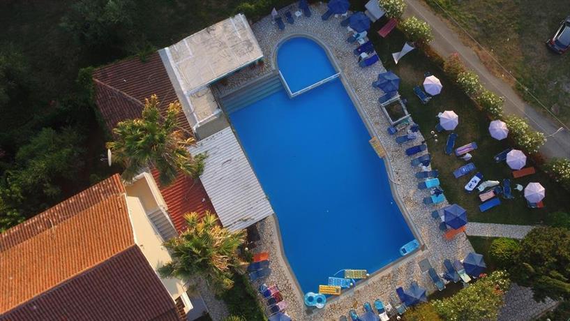 Alexandros Studios Apartments Corfu Island