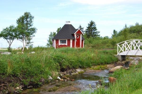 Three-Bedroom Holiday home in Vevelstad