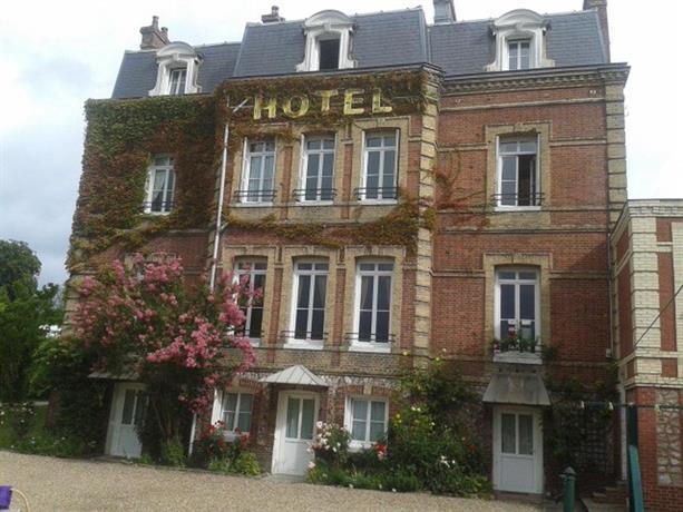 Hotel au Chateau Blanc