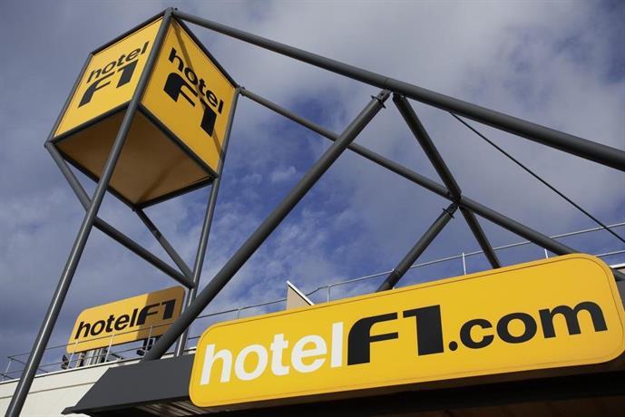 Hotelf1 Gennevilliers Asnieres