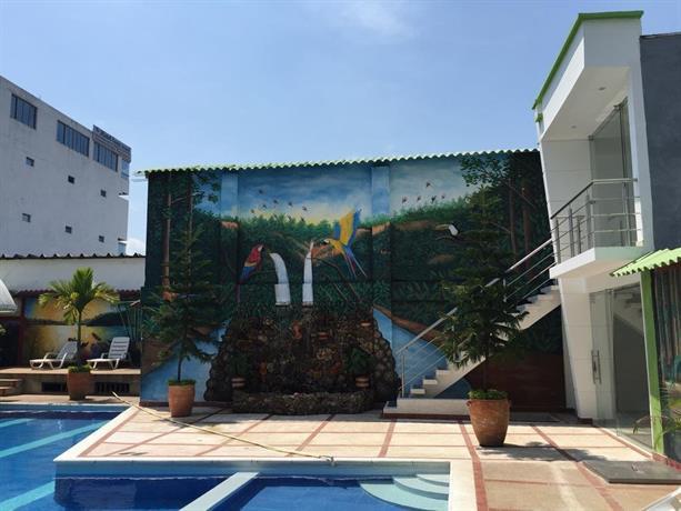 Hotel Caqueta Real HSC