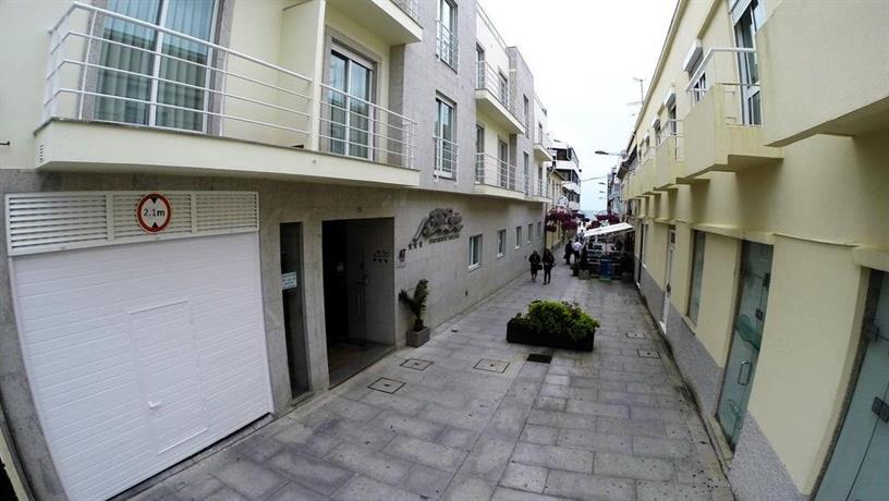 Apartamentos Turisticos Vila Praia