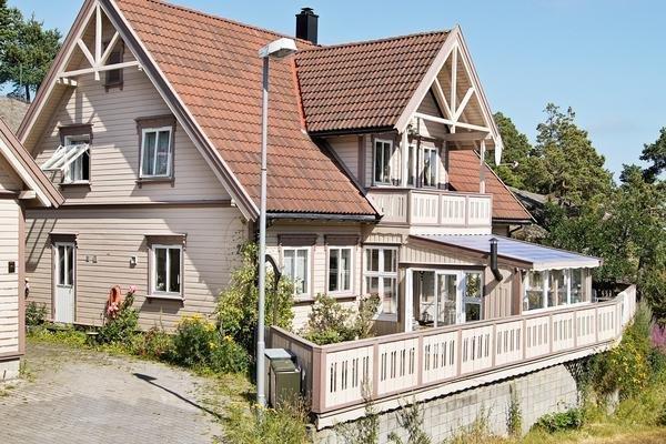 Five-Bedroom Holiday home in Fevik
