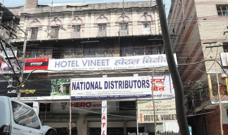 Hotel Vineet Allahabad
