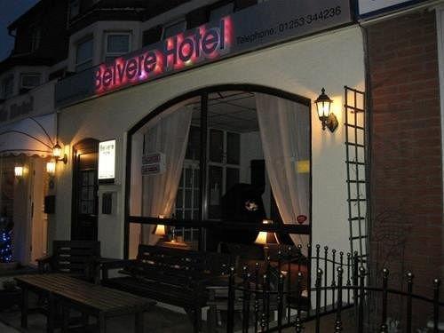 Belvere Hotel Blackpool