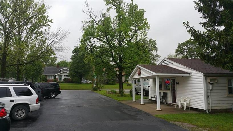 Shamrock Motel Mount Carmel