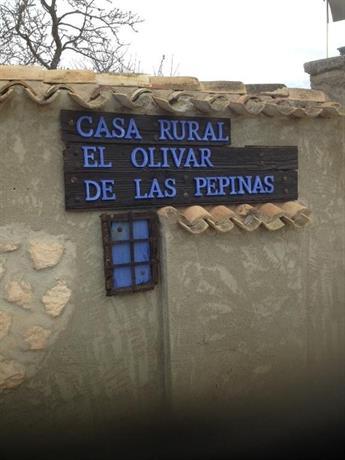Casa Rural El Olivar de las Pepinas