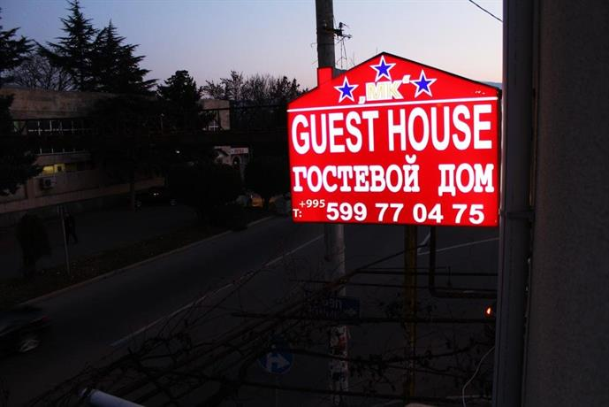 Guest House MK