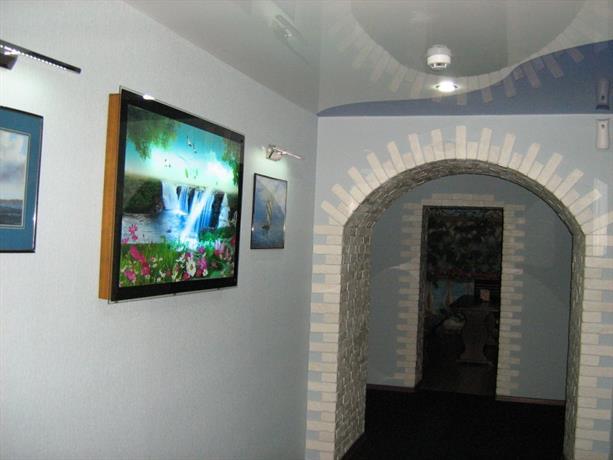 Hotel Sfera Barnaul