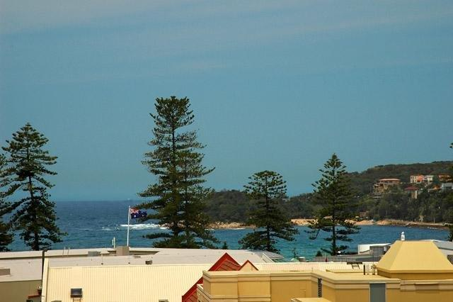 Manly at the Sea Side