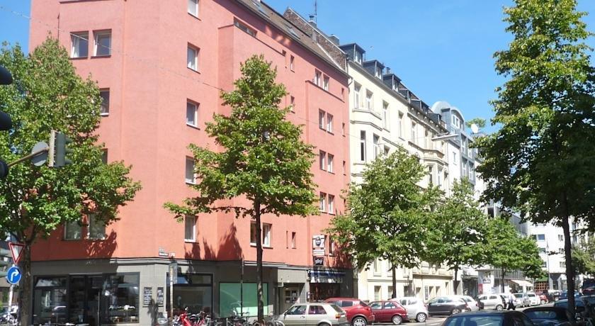 Apartement im Belgischen Viertel