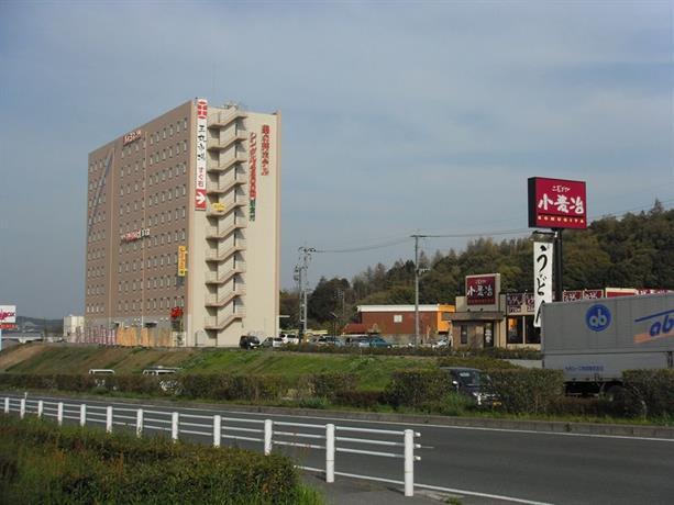 Hotel AZ Fukuoka Munakata