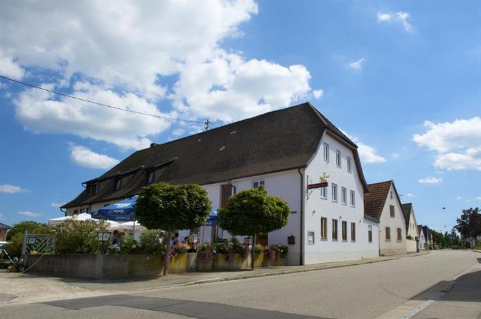 Gasthof zum Kreuz Neuenburg am Rhein