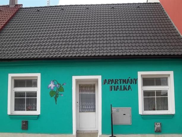 Apartmany Fialka