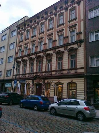 Apartments Petrska 8
