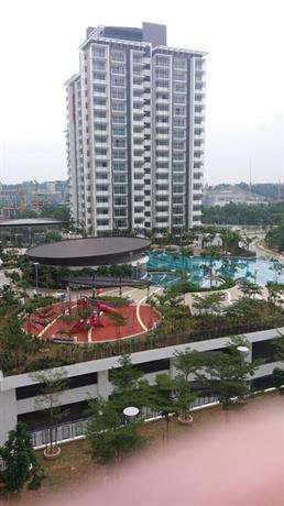 Homestay Dwiputra Resident Putrajaya