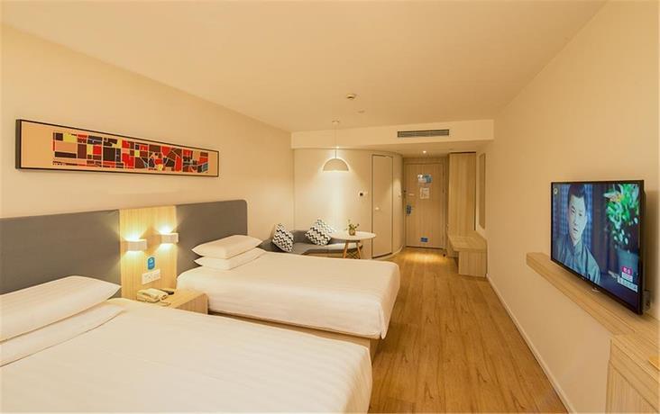 Hanting Hotel Shanghai East Nandan Road