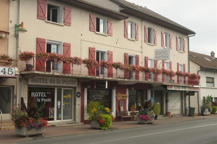 Hotel de La Poste Douvaine