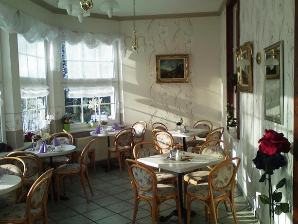 Hotel Pension Cafe Deter