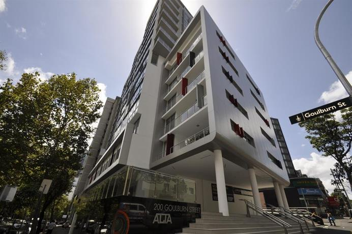 Darlinghurst Fully Self Contained Modern 1 Bed Apartment 11GOUL