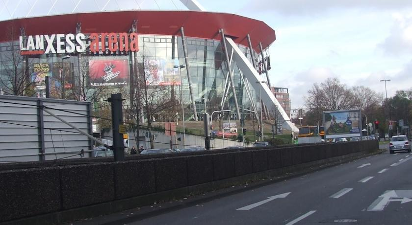 MY Messe & Business Home - by Lanxess Arena /Messe Cologne