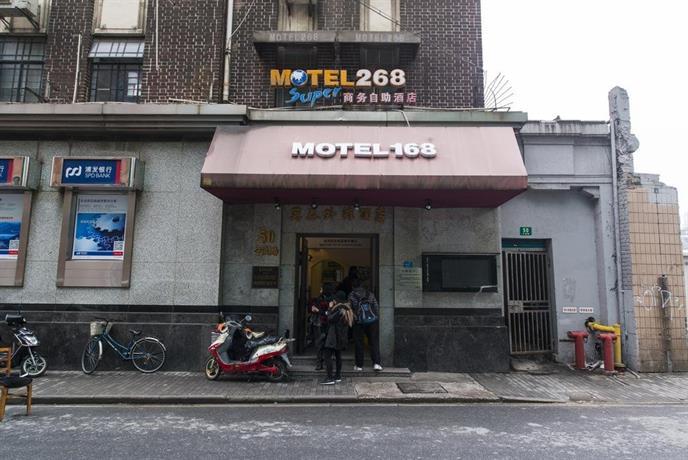 Motel Shanghai Bund East Nanjing Road Pedestrian Street
