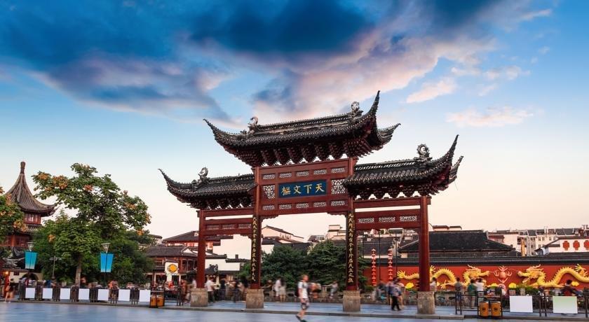 Motel 168 Nanjing Confucius Temple Sanshan Street Metro Station