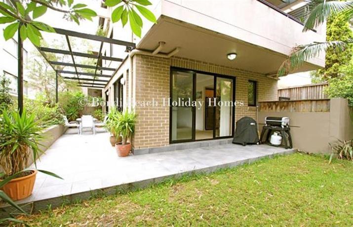 Bondi Beach Garden Apartment