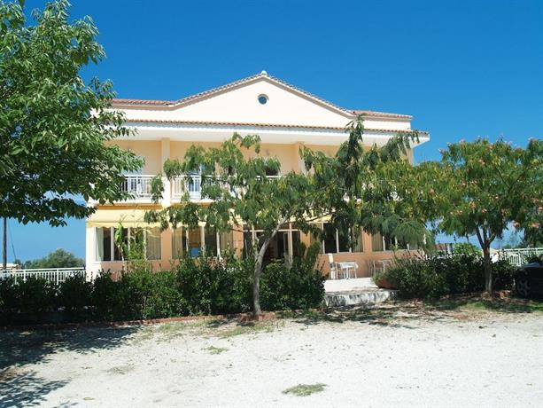 Angelica Apartments Agios Ioannis