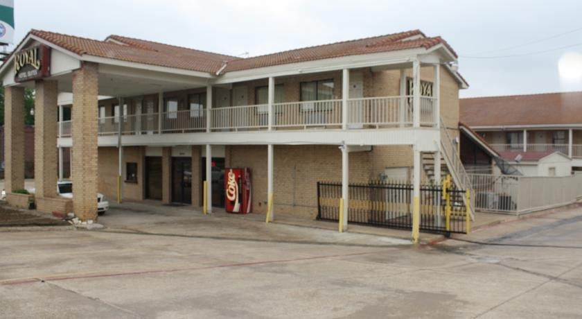 Royal Inn and Suites Dallas