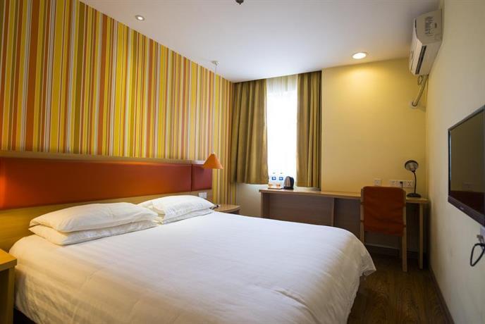 Home Inn Shanghai Hongkou Stadiu Sipin Road
