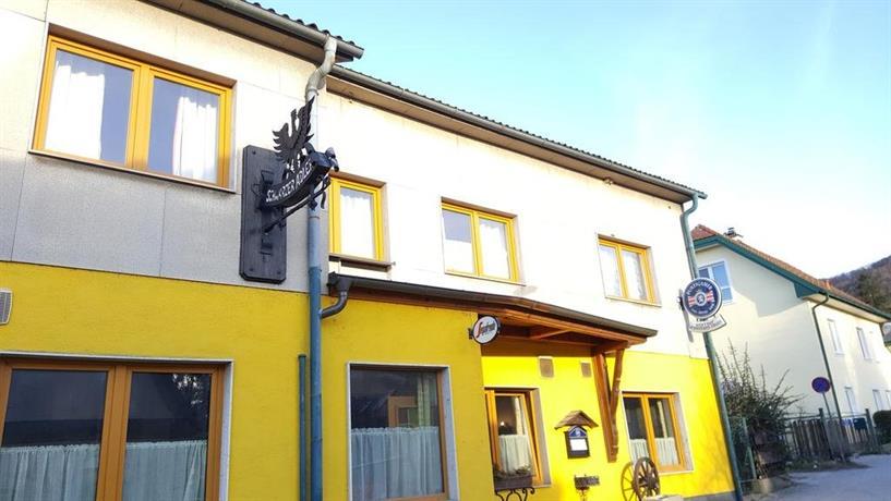 Gasthaus Schwarzer Adler Sankt Andra-Wordern