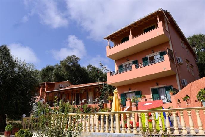 Paradise Apartments Paleokastritsa